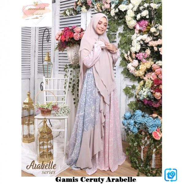 Gamis Ceruty Arabelle
